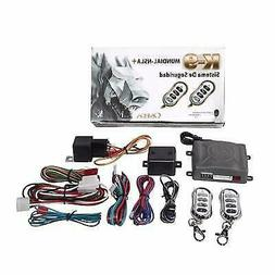 K9 MUNDIALNSLA + 2 Remotes Vehicle Keyless Entry & Car Alarm