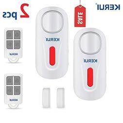 KERUI Door Window Alarm,D2 Remote Security Sensor System,Wir