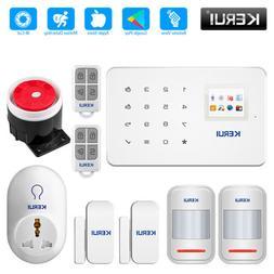 KERUI Smart G18 2G GSM IOS APP Home Security Anti-theft Alar