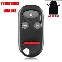 Keyless Entry Remote fits 1998-2002 Honda Accord / 1999-2003
