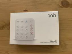 Ring Keypad 2nd Gen Sealed New in Box for Ring Alarm System
