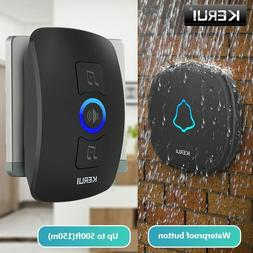 Kids Protection - Smart Home Security Doorbell Alarm System.