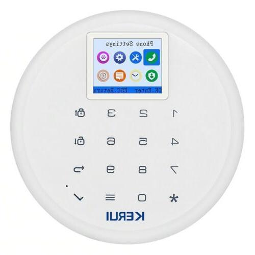 KERUI 1.7inch Wireless Home Office