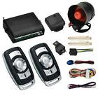 1 Way Car Auto Protection Alarm Security System Keyless Entr