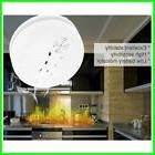 433MHZ LED Wireless Smoke Fire Detector Smoke Alarm For GSM