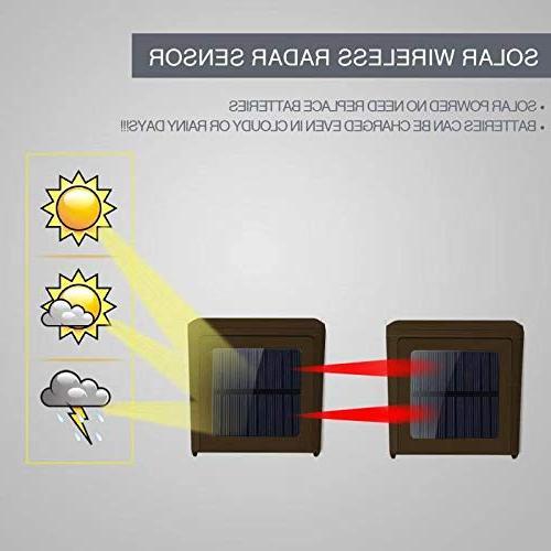 Hosmart Range Alarm Driveway Sensor Alert Sensor Detector Need