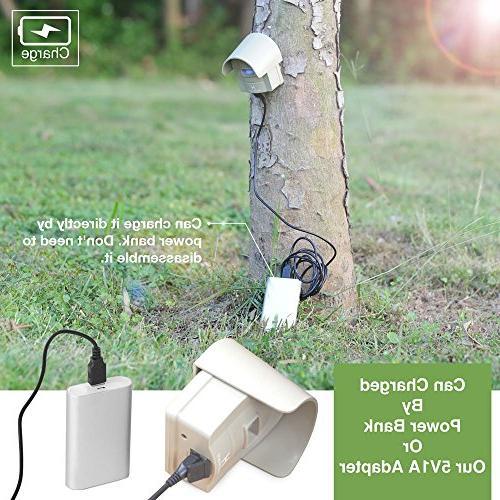1/4 Mile Long Hosmart Driveway Alarm Driveway Alert System Security Detector