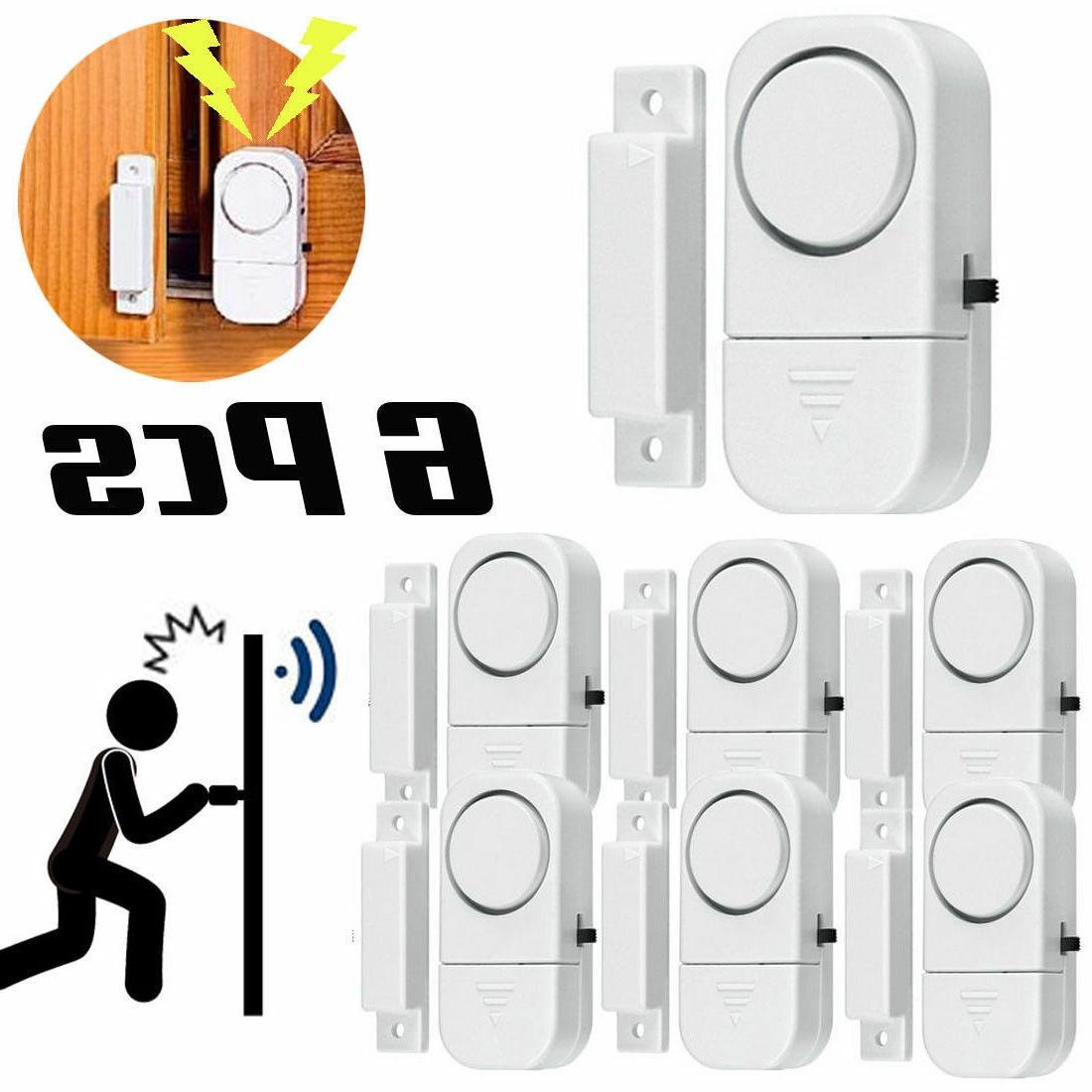 2-10 PC WIRELESS DOOR AND WINDOW BATTERY SYSTEM SWITCH
