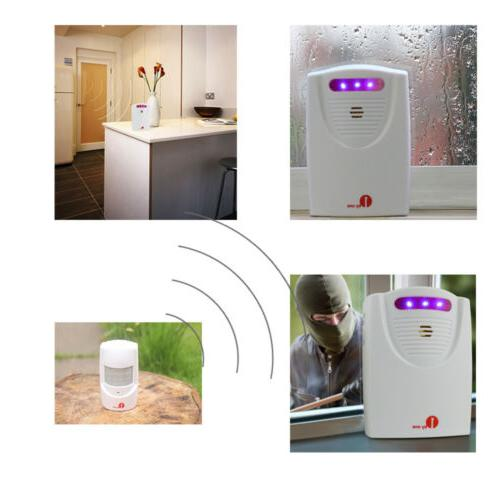 1byone Wireless Alarm System Home Security Alert