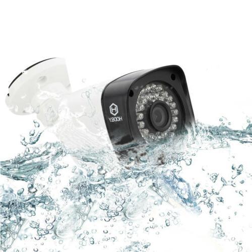 1080P HD NVR Outdoor Camera Security Alarm