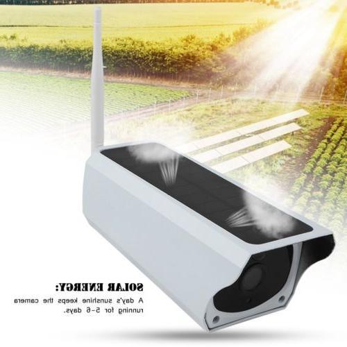 1080P Solar WIFI System
