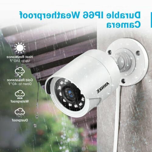 ANNKE TVI 16CH 5IN1 3000TVL Security Camera CCTV