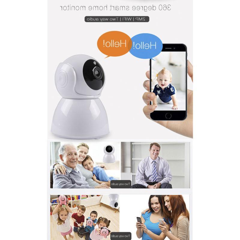 1080P Camera Wireless Home System Motion Sensor