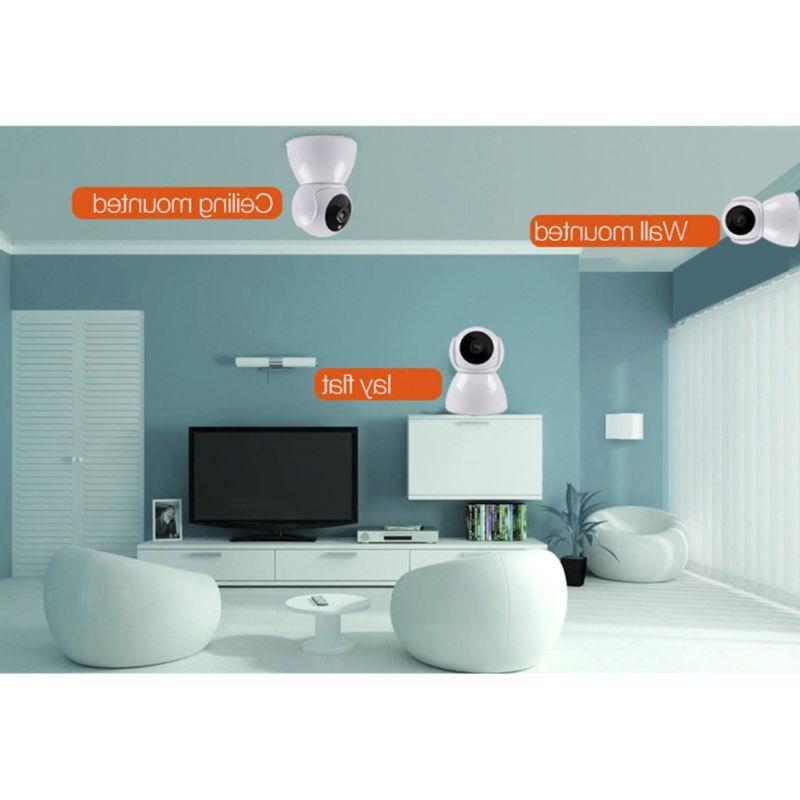 1080P IP Wireless Home Security Alarm System Sensor