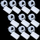 10pcs MC-38 Wired Door Window Sensor Magnetic Switch Alarm S