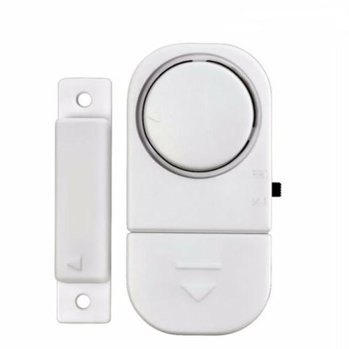 10PCS Wireless Home Door Security System Magnetic Sensor