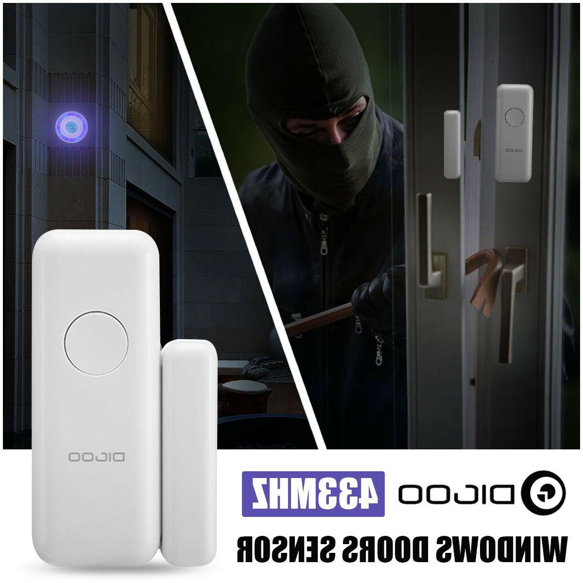 10x Digoo Wireless Home Window Door Burglar Security
