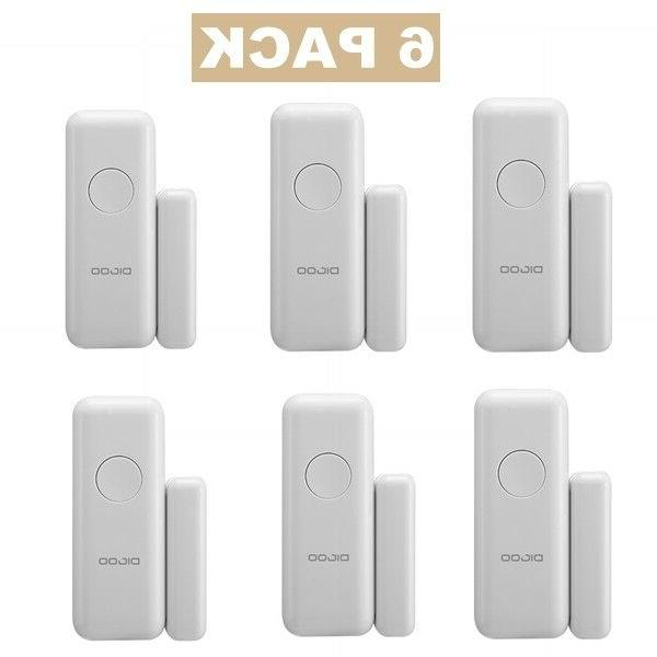10X WIRELESS Window ALARM System