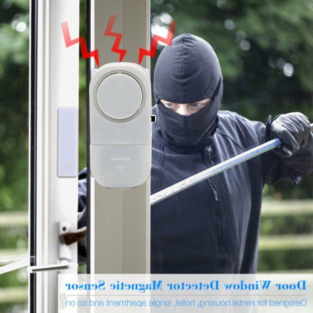 3/5/10X Door Security ALARM System