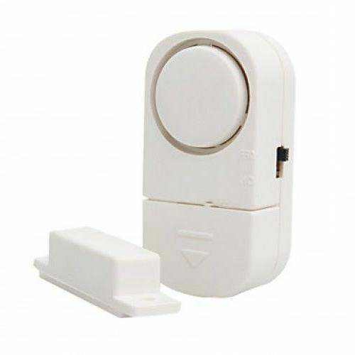 10X WIRELESS Home Door Security ALARM System