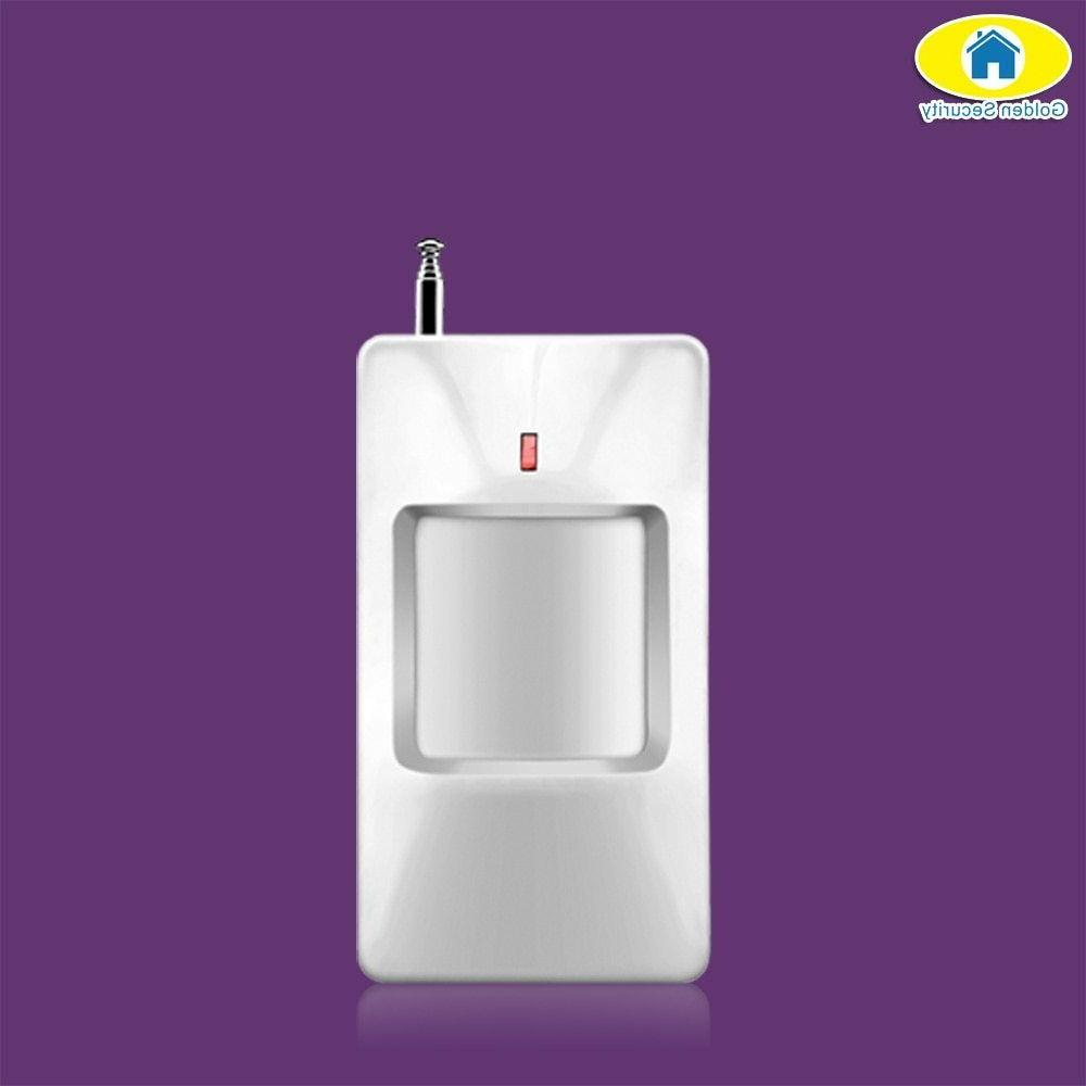 Golden Security 110dB Wireless Loudly Security