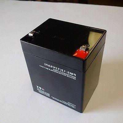 12V 5AH SLA Alarm System Battery for and