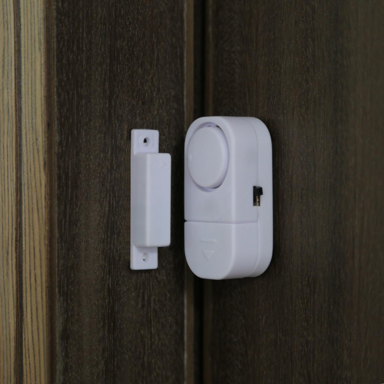 10X WIRELESS Home Door Burglar System