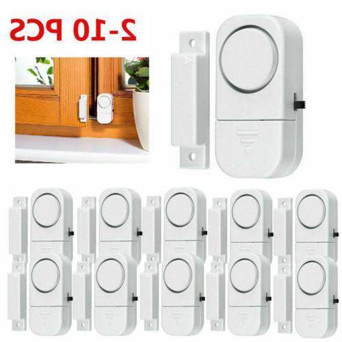 2 10 pc wireless door and window