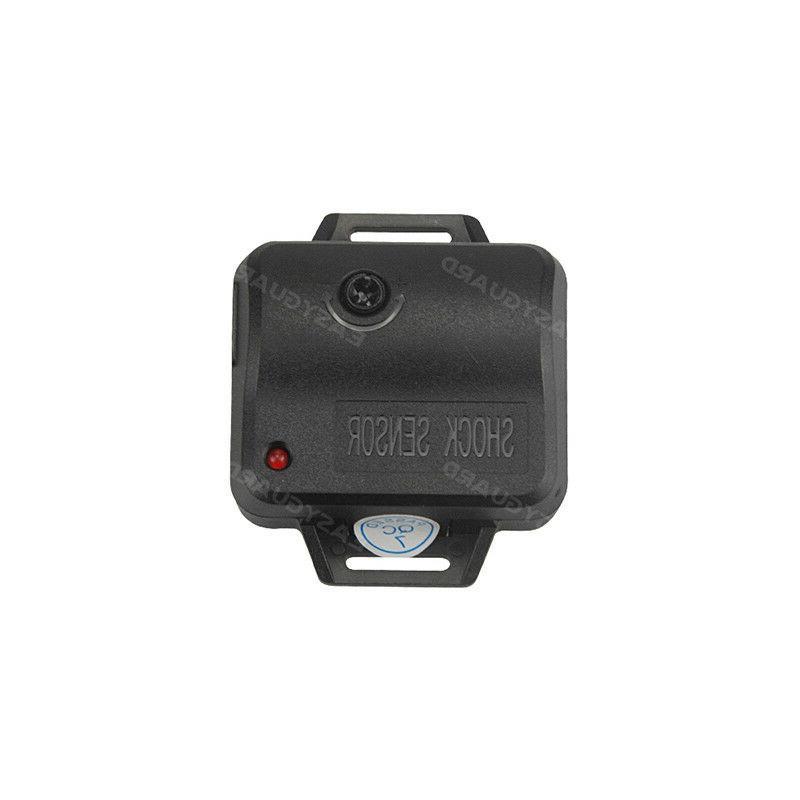 EASYGUARD 2 car alarm system auto vibration mode