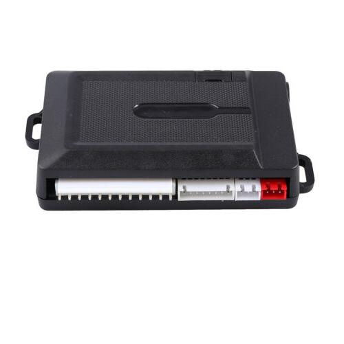 LCD System Keyless Entry Push Button