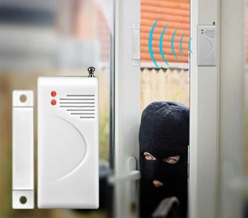 2G GSM Alarm Security Home Card Wireless Detector