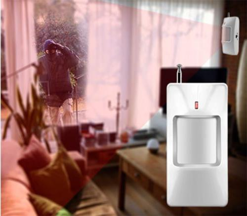 2G Security Home Card Wireless Detector