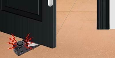 2pcs Door Home System Portable Alert