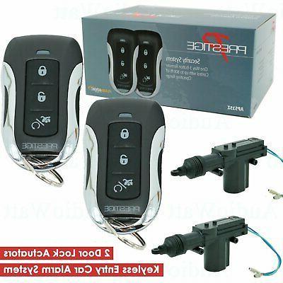 3100v keyless entry car alarm system 2