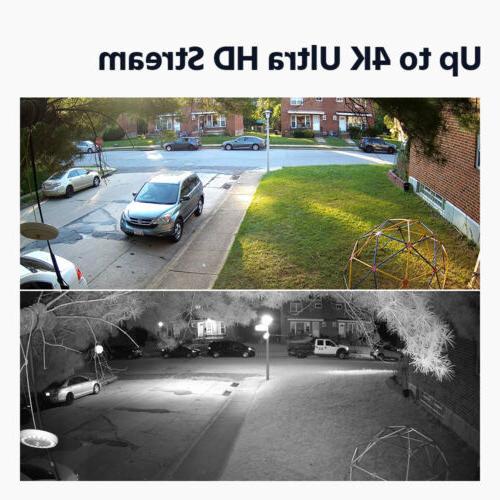 ANNKE 32CH 12MP NVR 4K Camera 7x24 Recording