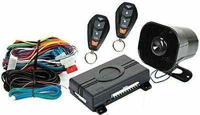 Viper 1-Way Car Alarm Vehicle Security Keyless Entry