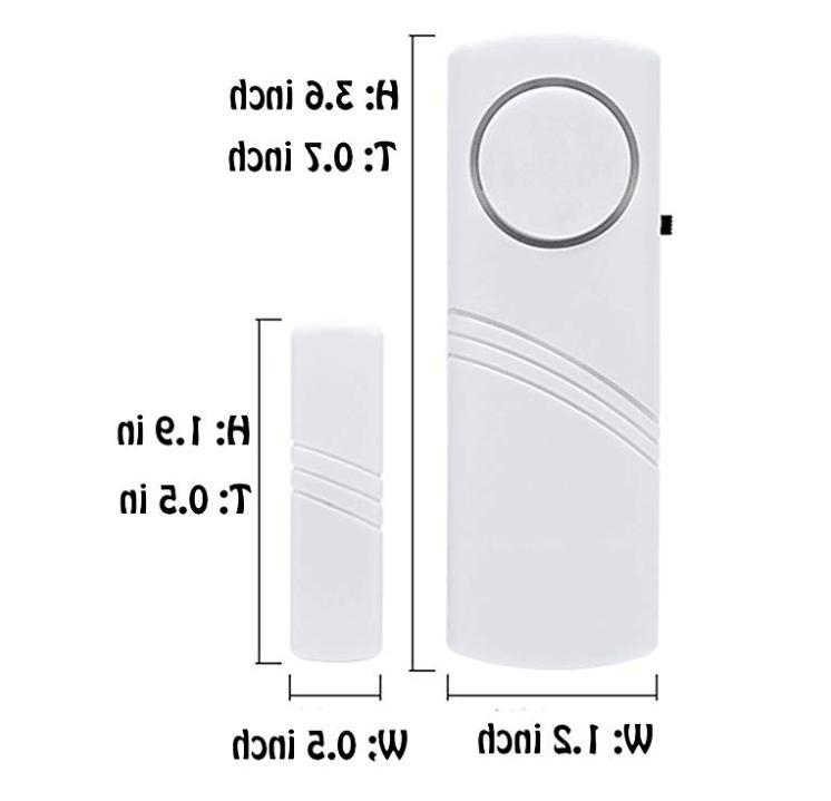 Alarm Device Door Window