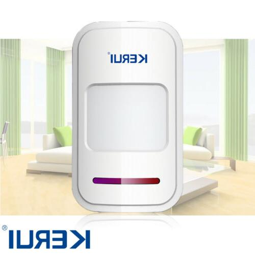 433MHz KERUI Wireless PIR Detector Motion Sensor For Home Al