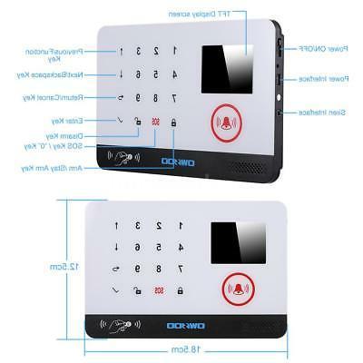 Alarm System Door Sensor Wired Kit