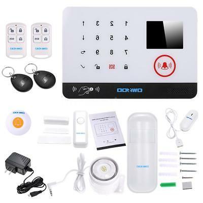OWSOO 433MHz Alarm Water Door Sensor Wired