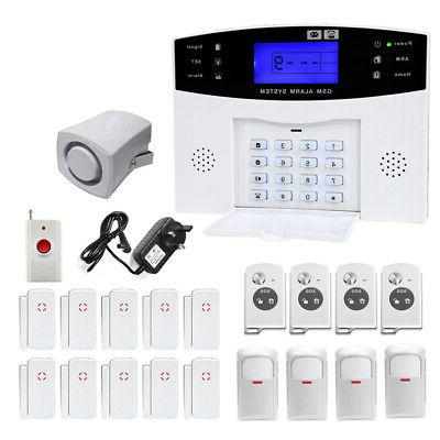 gsm 108 zones wireless and wired voice