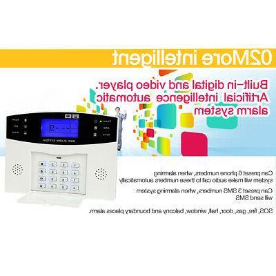 GSM & Alarm Security Auto