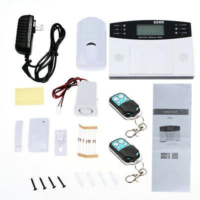 433MHz SMS Wireless Security Window Detector