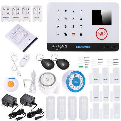 OWSOO Wireless Wifi PIR Burglar Security Y2O0