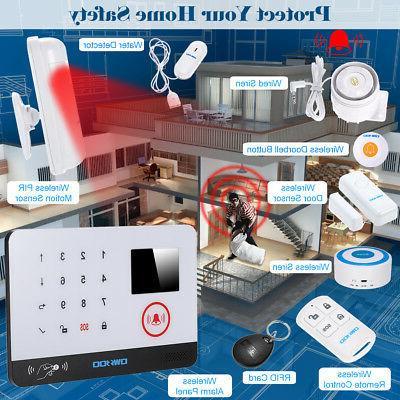 433mhz wireless wifi pir motion sensor burglar