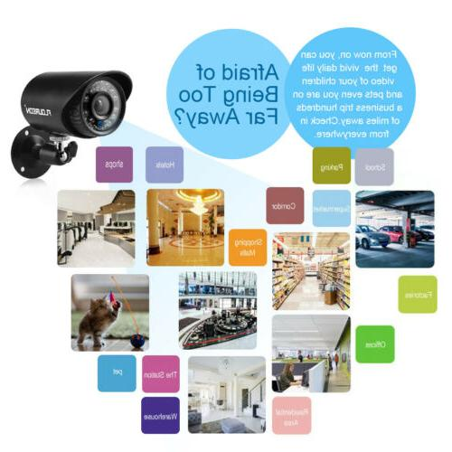 CCTV Security Camera Vision