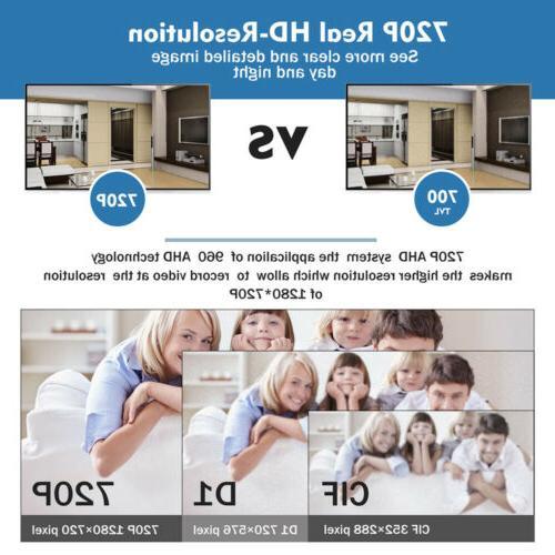 1080P HD Network NVR Camera Motion Alarm