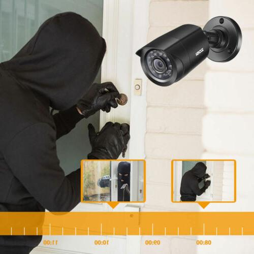 ZOSI HDMI 720P Surveillance Security Camera 1TB