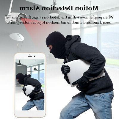 4CH Wireless 1080P Outdoor IR IP Camera Security Alarm System