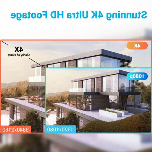 ANNKE Ultra 5MP/8MP Camera System Outdoor